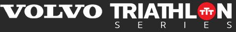 Logo Zawodów Volvo Triathlon Series Brodnica 2017