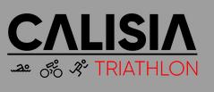 Logo Zawodów Calisia Triathlon Kalisz 2020