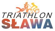 Logo Zawodów Triathlon Sława 2020