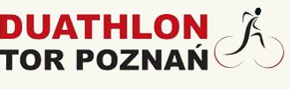 Logo Zawodów 6. Duathlon Tor Poznań 2020