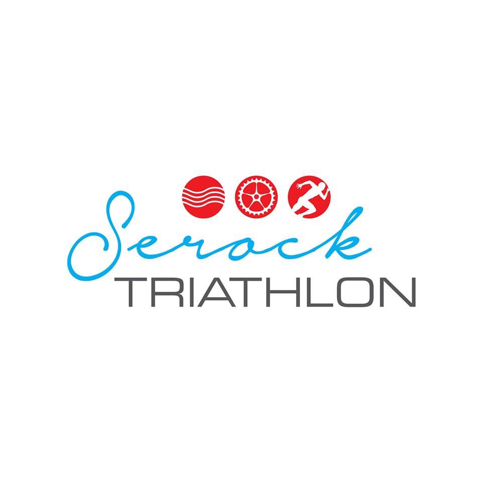 Logo Zawodów Serock Triathlon 2020