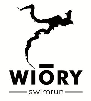 Logo Zawodów Swimrun Wióry 2020