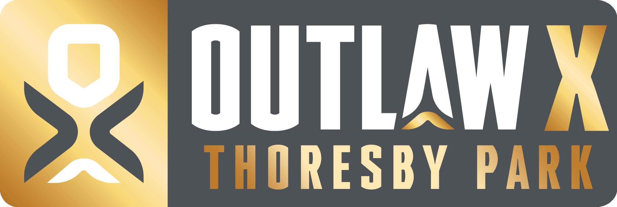 Logo Zawodów Outlaw X Thoresby Park 2020