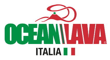 Logo Zawodów Ocean Lava Italia Triathlon 2020