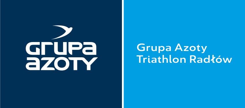 Logo Zawodów Triathlon Radłów 2020