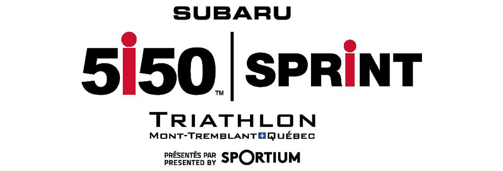 Logo Zawodów IRONMAN 5150 Mont-Tremblant 2020