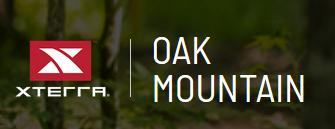 Logo Zawodów XTERRA Oak Mountain - Full - Sprint - Xticer Triathlon 2020