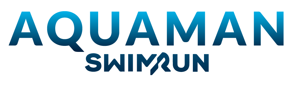 Logo Zawodów AQUAMAN SwimRun Jeziorak 2020