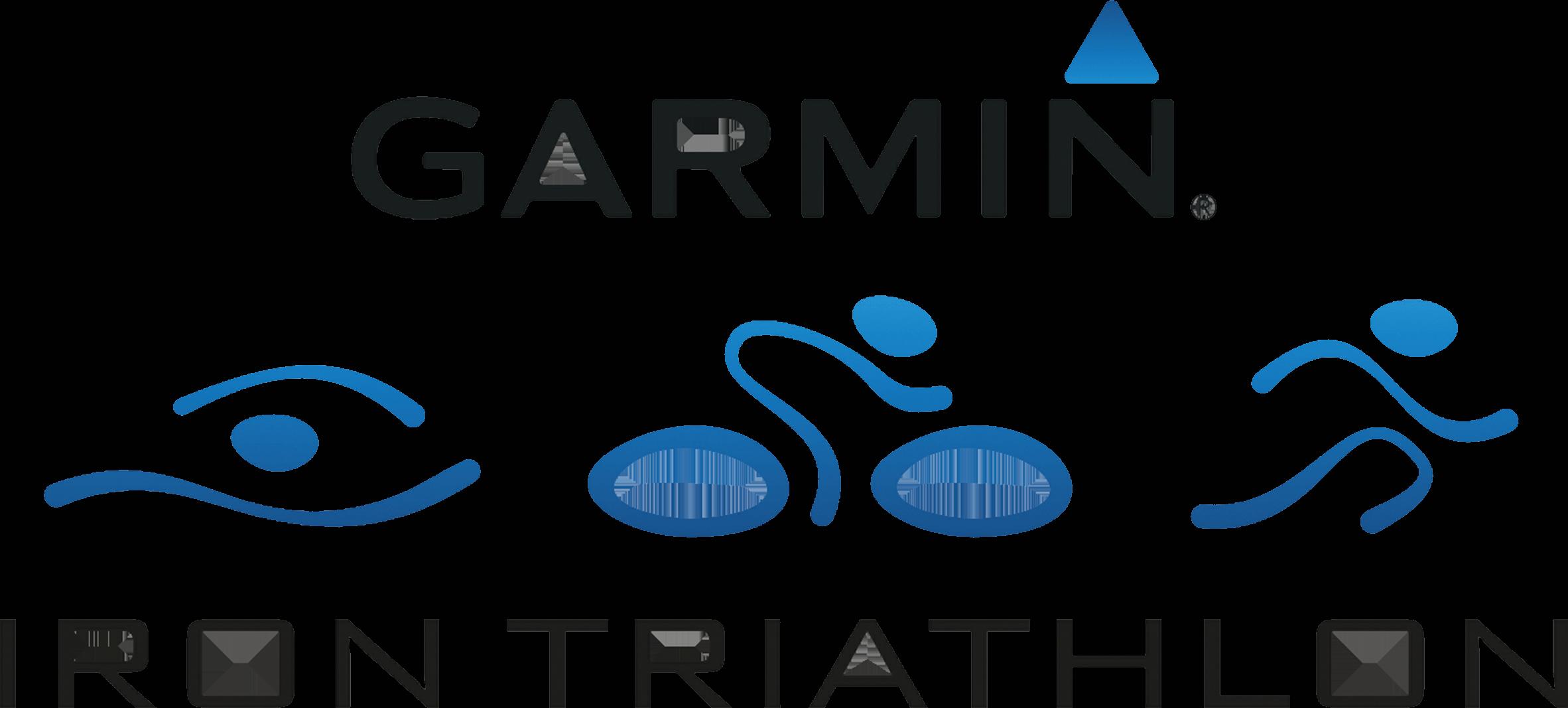 Logo Zawodów Garmin Iron Triathlon Chodzież 2020
