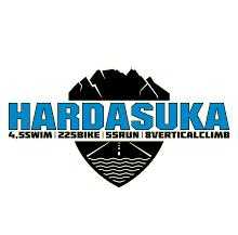 Logo Zawodów HardaSuka Extreme Triathlon 2018