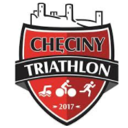 Logo Zawodów Chęciny Triathlon 2018
