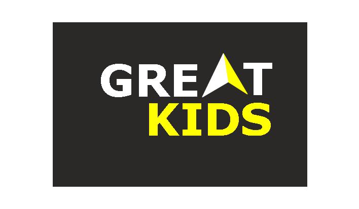 Logo Zawodów Greatkids Śrem Triathlon / Duathlon 2020