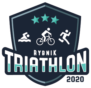 Logo Zawodów Rybnik Triathlon 2020
