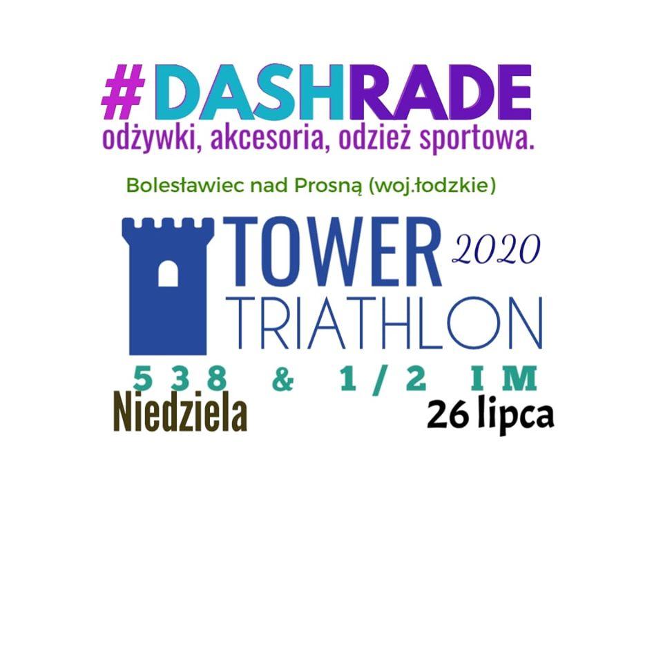 Tower Triathlon 538 i 1/2 IM 2020