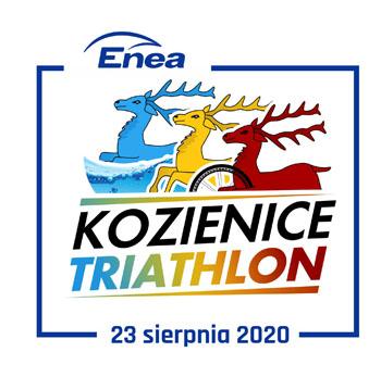 Logo Zawodów Triathlon Kozienice 2020