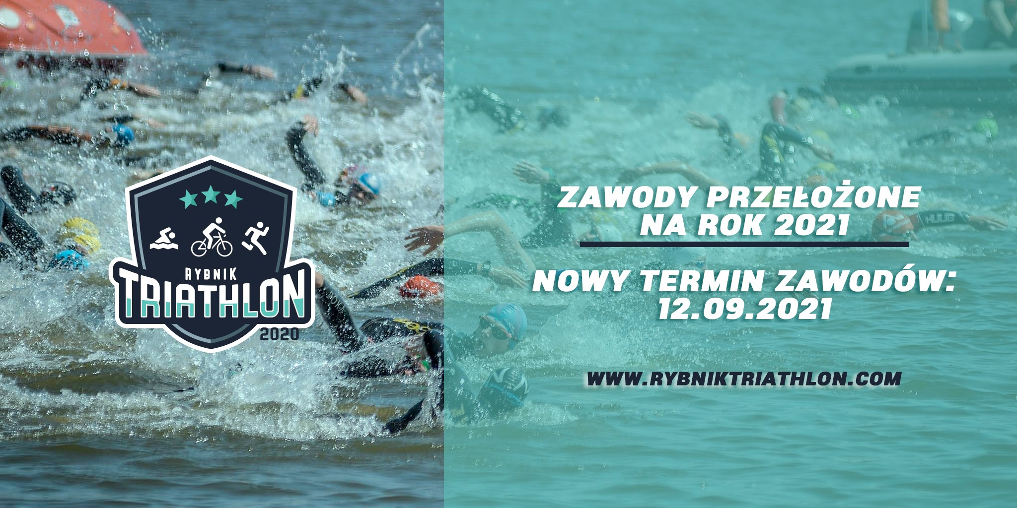 Contests Logo Rybnik Triathlon 2021