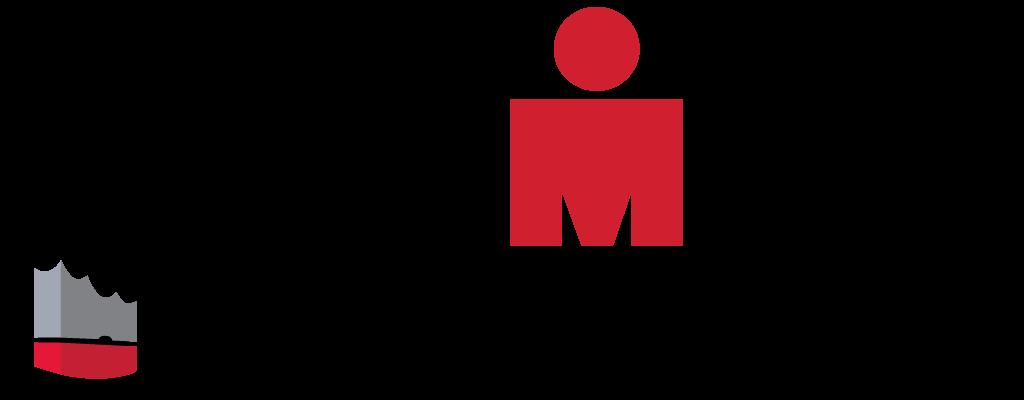 Logo Zawodów Ironman Hamburg 2021