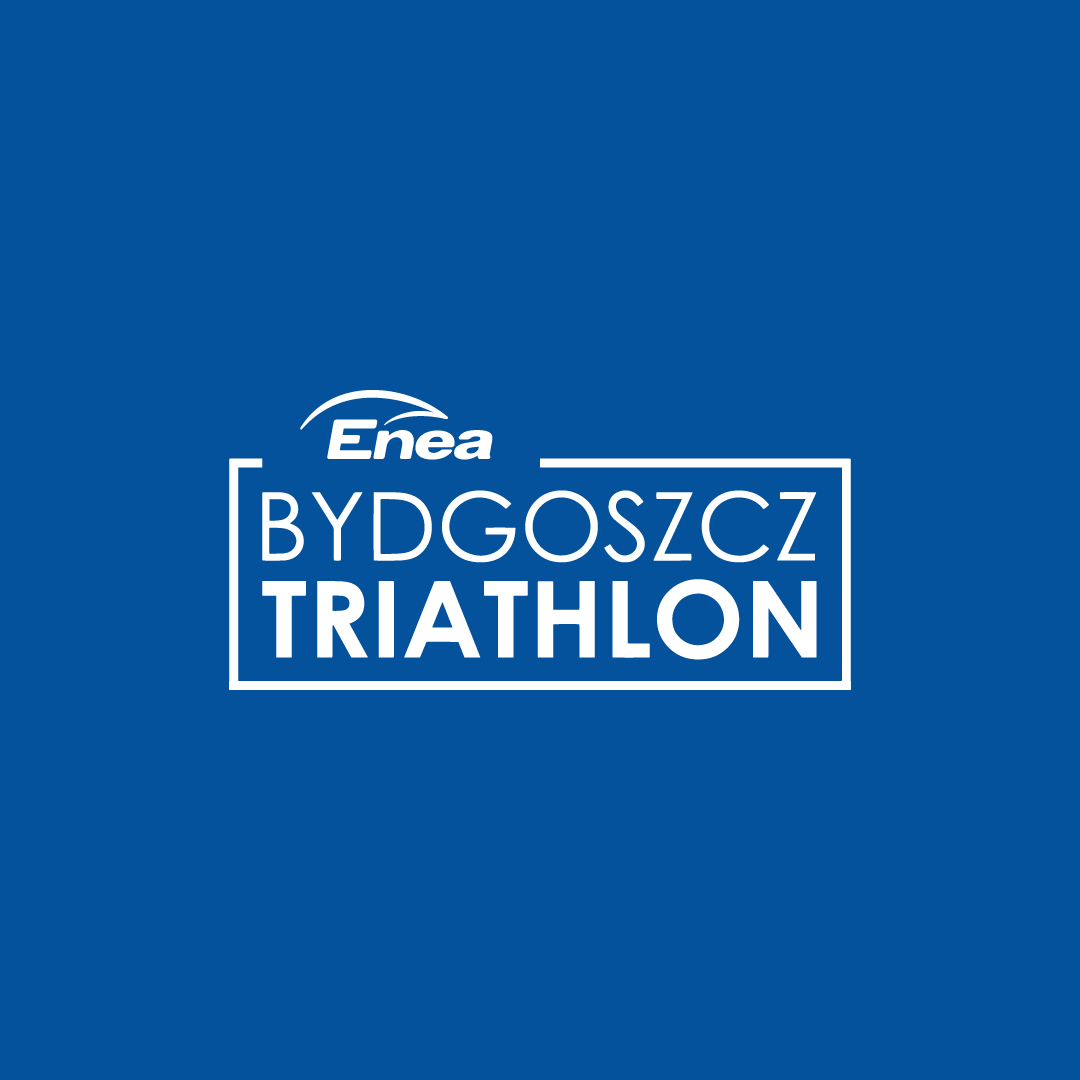 Logo Zawodów Enea Bydgoszcz Triathlon 2021 Sierpień