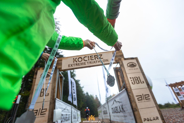 Contests Logo Kocierz Extreme Triathlon 2021