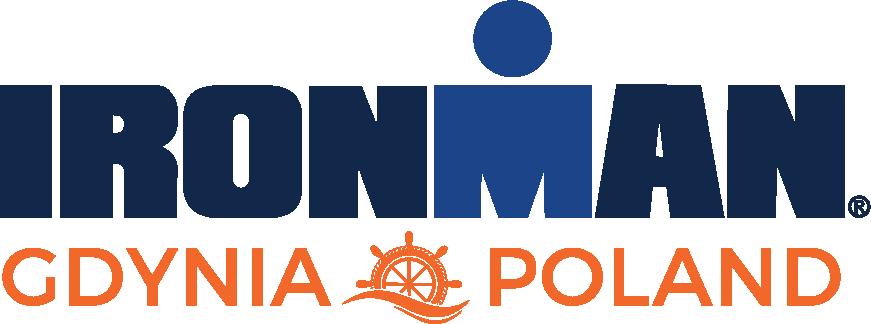 Logo Zawodów Enea IRONMAN Gdynia 2021