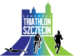 Logo Zawodów Triathlon Szczecin 2021