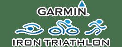 Logo Zawodów Garmin Iron Triathlon Nieporęt 2021