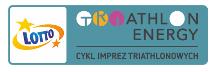 Logo Zawodów Triathlon Energy Mrągowo 2021