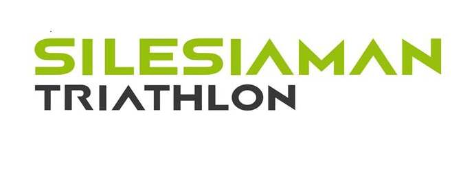 Logo Zawodów Silesiaman Triathlon Katowice 2021