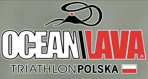 Logo Zawodów OceanLava Triathlon Polska Bydgoszcz Borówno 2021