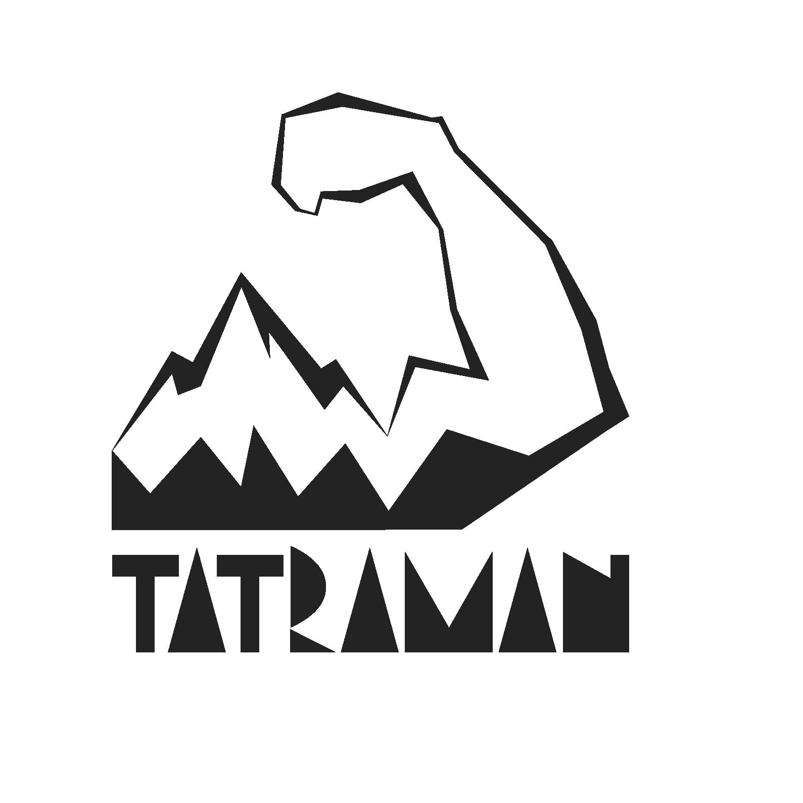 Logo Zawodów Tatraman Triathlon 2021