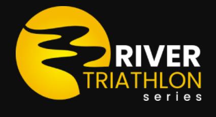 Contests Logo River Triathlon Uniejów 2021