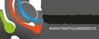 Logo Zawodów Elemental Tri Series Białystok Triathlon 2021