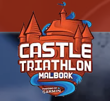 Logo Zawodów Castle Triathlon Malbork 2021