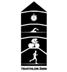 Logo Zawodów Triathlon Żnin 2021