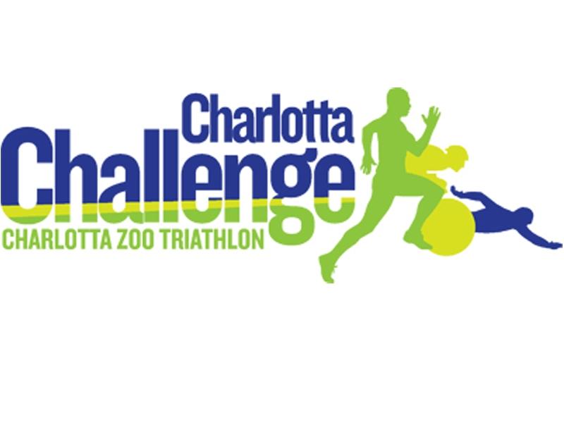 Logo Zawodów Charlotta Zoo Triathlon 2018