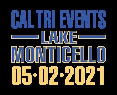 2021 Cal Tri Lake Monticello - 5.2.21