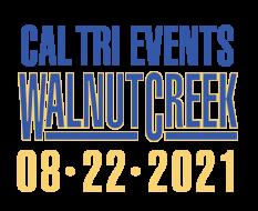 Logo Zawodów 2021 Cal Tri Walnut Creek - 8.22.21