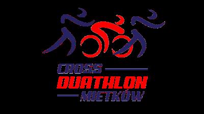 Logo Zawodów Cross Duathlon Mietków 2021