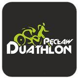 Logo Zawodów IV Duathlon Pęcław 2021