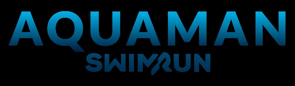 Logo Zawodów Aquaman Swimrun Międzychód w Krainie 100 Jezior 2021