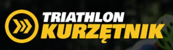 Logo Zawodów Kurzętnik Triathlon 2021