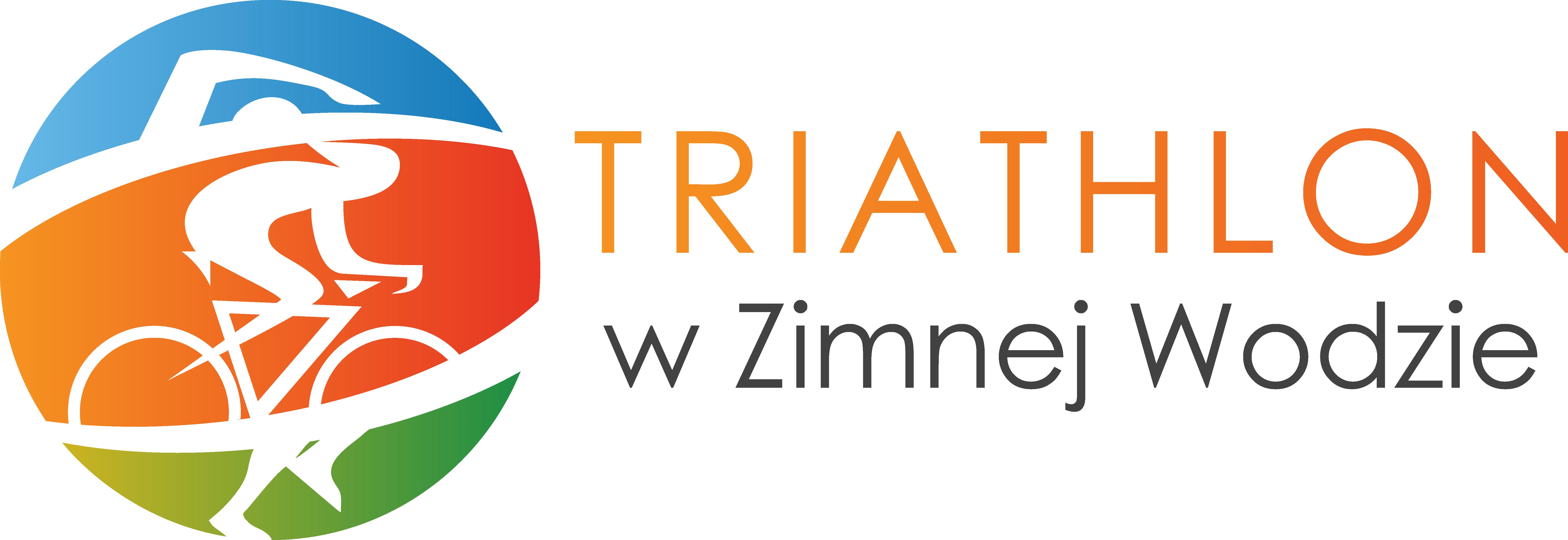Logo Zawodów Triathlon w Zimnej Wodzie 2021
