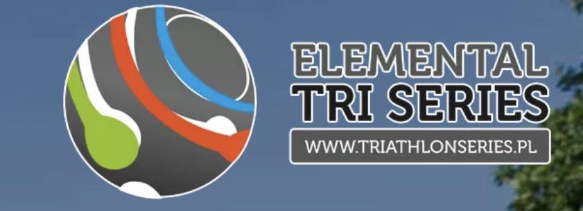 Logo Zawodów Triathlon Rawa 2021