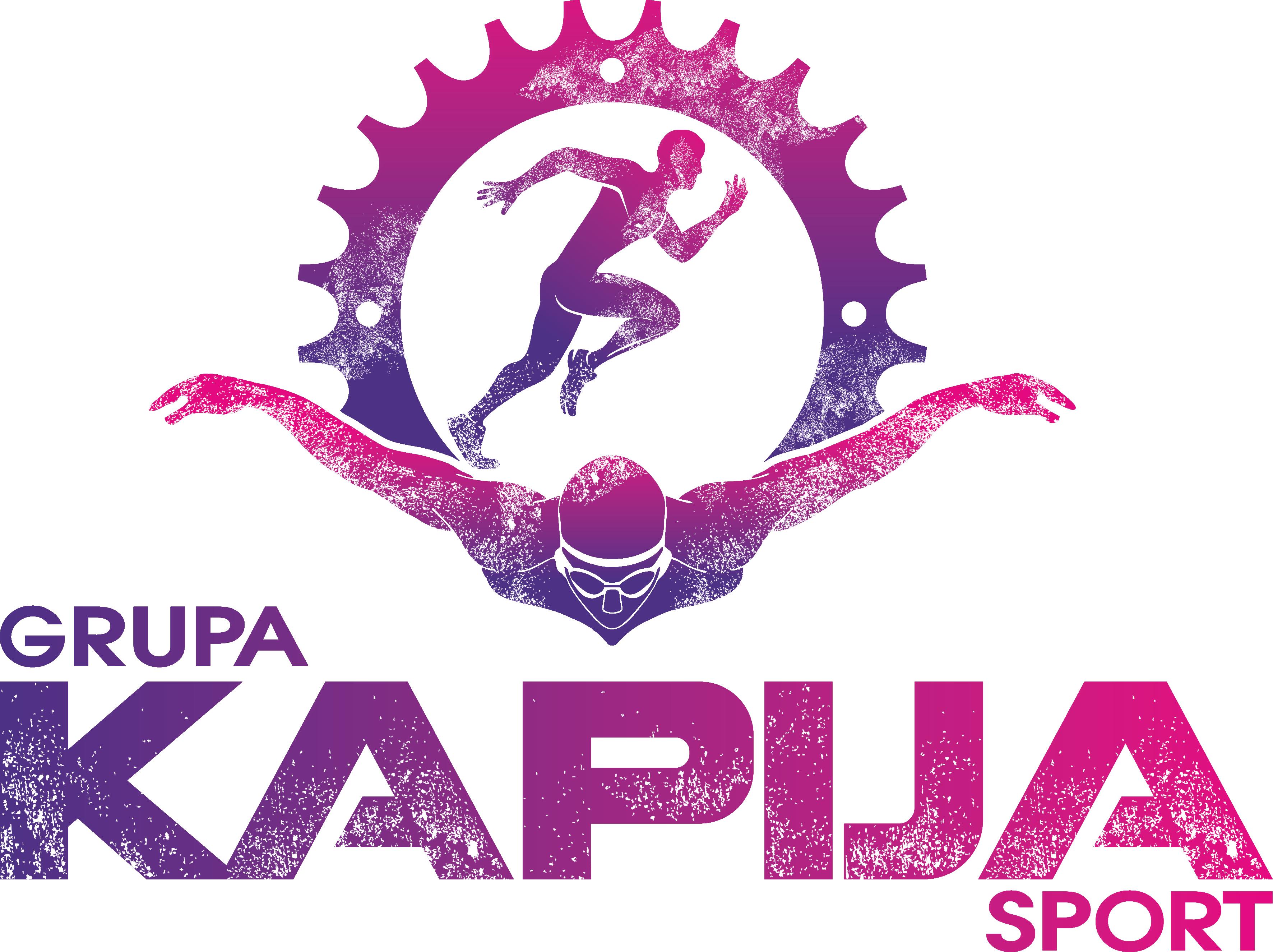 Logo Zawodów SWIMRUN Industrialny 2021