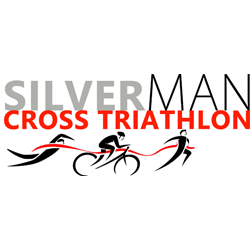 Logo Zawodów CrossTriathlon SILVERMAN 2021