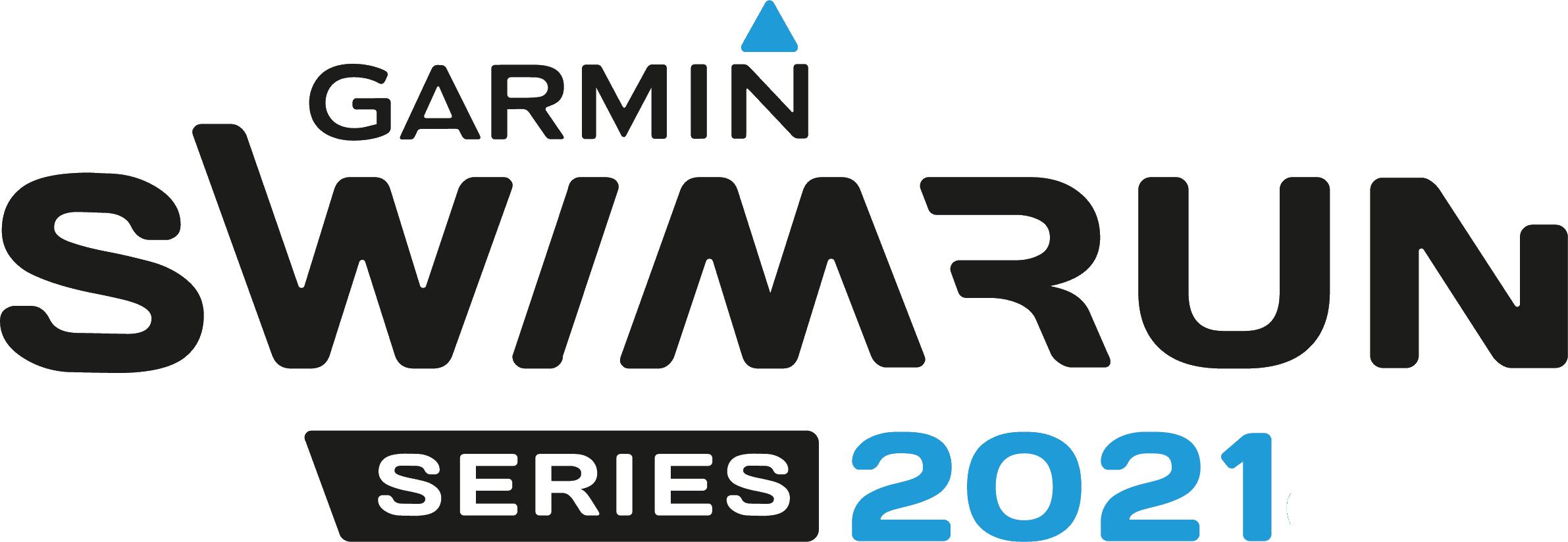Logo Zawodów Garmin Swimrun Series Gołdap 2021