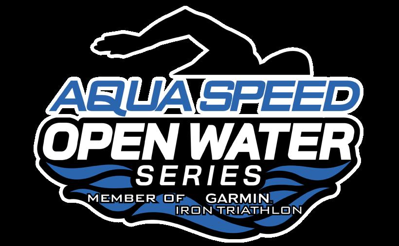 Logo Zawodów Aqua Speed Open Water Series Ślesin 2021