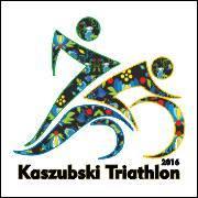 Logo Zawodów Kaszubski Triathlon 2021