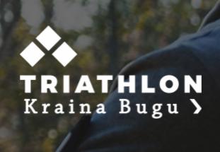 Logo Zawodów Triathlon i Paratriathlon Kraina Bugu 2021