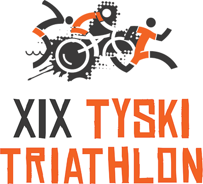 Logo Zawodów IX Cross Triathlon Tychy 2021